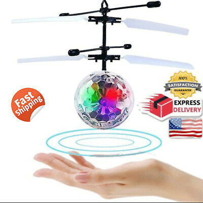 WOW ! Original World Tech Toys Comet IR UFO Heli Ball™ (New) Fast Shipping