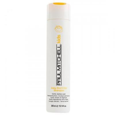 Paul Mitchell Baby Don't Cry Shampoo Gentle, Tearless Wash 10.14oz