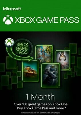 XBOX GAME PASS 6 MONTH REDEEM CODE (Region Free/Fast Dispatch)