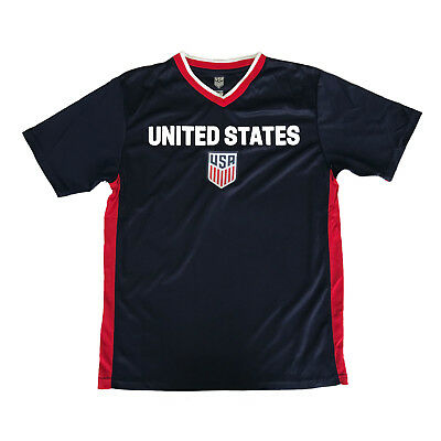 finest selection 0d4dd 98257 TEAM USA SOCCER jersey s word cup home authentic licensed usmnt new uswnt  2018