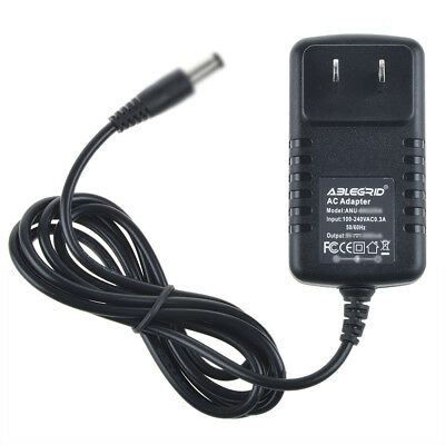 AC Adapter for Roland MT-90S SP-555/606 RS-50/70 Charger Power Supply Cord PSU
