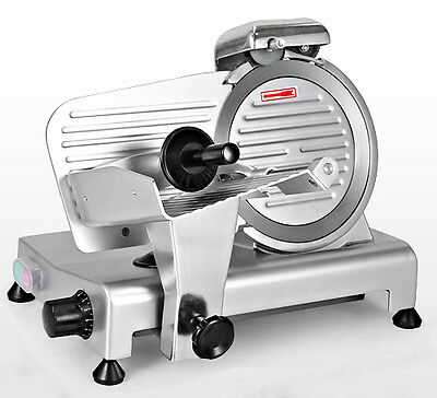 320w Semi-Automatic Commercial Meat Slicer 250mm10 Inch Blade