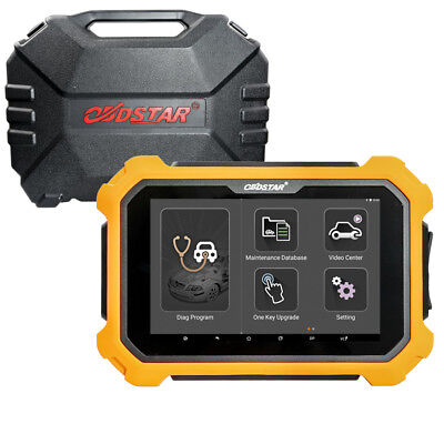 Original OBDSTAR X300 DP Plus X300 PAD2 B Package Immobilizer+Special Function