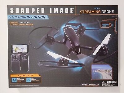 Sharper Image Video Streaming Drone 6000 Picclick