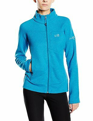 Millet LD Hickory Women's Thermal Control Jacket XS BLUE 6 - 8 Hiking Trekking