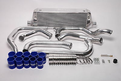 Hdi Hybrid X01-R Complete Front Mount Intercooler Kit - Forester Gt Sf5 - New