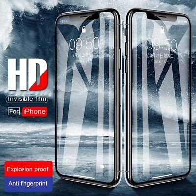 Front+Back Tempered Glass For Apple IPhone XR XS MAX Full Body Screen Protector