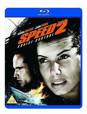 Speed 2: Cruise Control (Blu-ray) Sandra Bullock, Jason Patric, Willem Dafoe