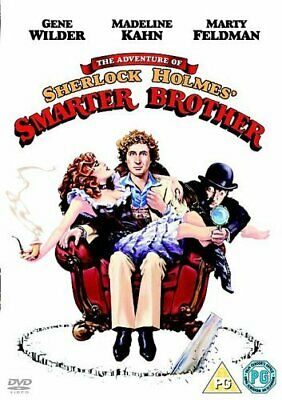 The Adventure Of Sherlock Holmes' Smarter Brother [1975] (DVD) Gene Wilder