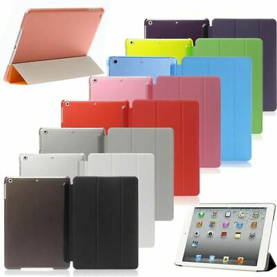 iPad Smart Case for Apple iPad Mini Pro Air 5 4 3 2 Magnetic Cover 3LINES AU