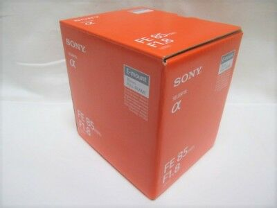 SONY FE 85mm F1.8 Lens for E Mount (SEL85F18) , Japan ,NEW,Freeshipping