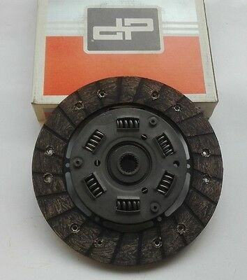 PEUGEOT 104 L - GL - ZL - ZS Clutch plate disc from 1972 BORG & BECK NOS 205458