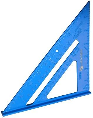 Hogert Technik 180 mm / 7 inch Aluminium Carpenter Square - HT4M215