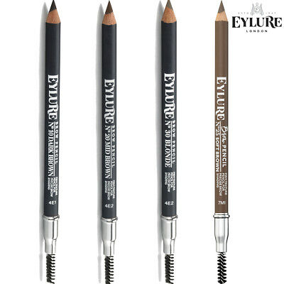 Eylure Eye Brow Pencils - Firm Texture Brow Pencil For Precise Eye Brow Shading
