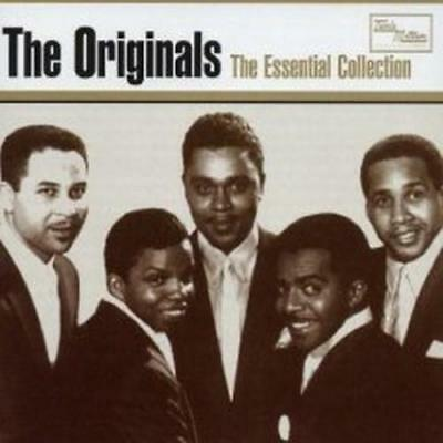 THE ORIGINALS The Essential Collection - New Motown Soul CD (Spectrum) Northern