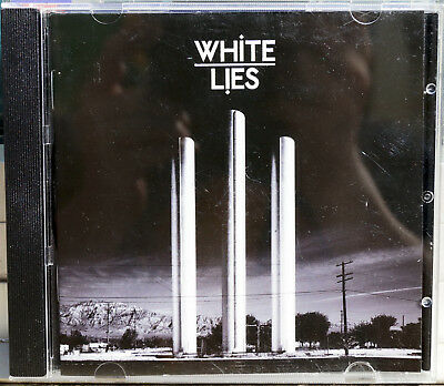 "White Lies ""To Lose My Life.."" 2009 New Wave CD"