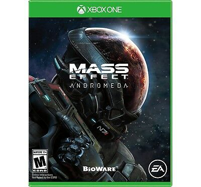 Mass Effect Andromeda for Microsoft XBOX ONE *BRAND NEW*