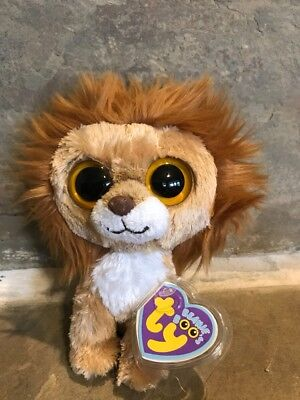 TY BEANIE BOOS - King - Lion - NEW With Tags -  13.99  89f57dd00e31