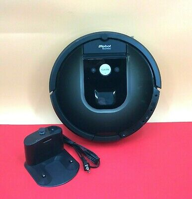 iRobot Roomba 980 Black Vacuum Cleaning Robot Only #PoiDY4