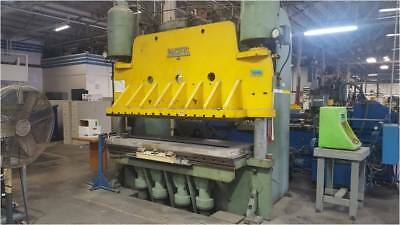 "1000 Ton Pacific Press Brake, 36"" X 96"" Bed"