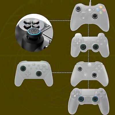 4/8X Analog PS4 Controller Grip Thumbstick Cap Cover For Xbox one Joystick GA