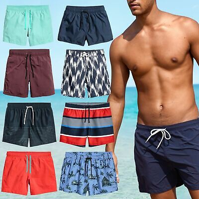 41a0ba2ef54 Mens H&M Shorts Swimwear Beach Summer Swimming Quick Dry Trunks Boys 2019  Style
