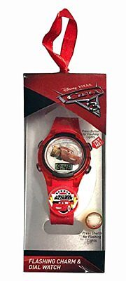 New Cars Flashing Charm and Dial Watch
