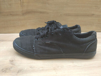 0b8df81a921bb2 Vans Mens Atwood Canvas Low-Top Sneakers Pumps Trainers Size 6.5 uk eu 40  Black