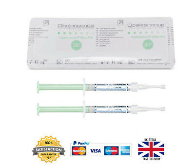Opalescence PF 35% Whitening Gel Mint Teeth Whitening UK SELLER