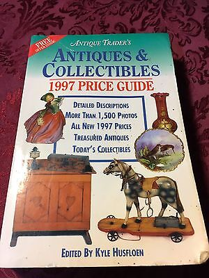Antique Trader's Antiques & Collectibles 1997 Price Guide by Kyle Husfloen