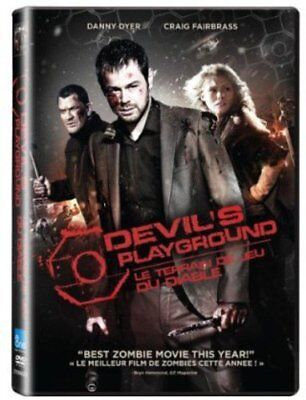 DEVILS PLAYGROUND DVD Movie-Brand New & Sealed-Great Gift - Fast Ship! VG-210666