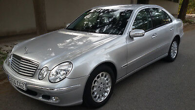 Mercedes Benz E 320 - Ersthand - 52.000km  -Ideal fuers Feriendomizil