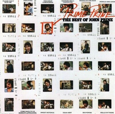 John Prine - Prime Prine-Best Of (CD Used Very Good)