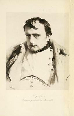 Napoleon & Waterloo - 280 Books On Dvd - France War Europe History Military Army