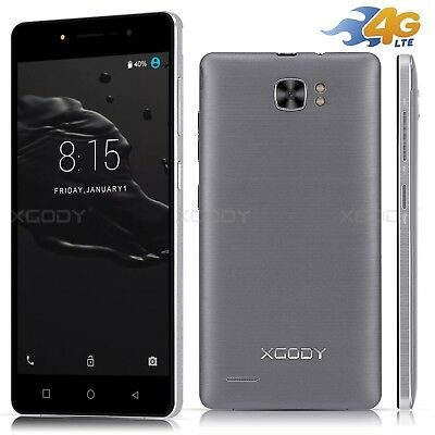 """5.0"""" Unlocked 4G LTE 16GB Quad Core For AT&T T Mobile Android Phone Fast Ship"""