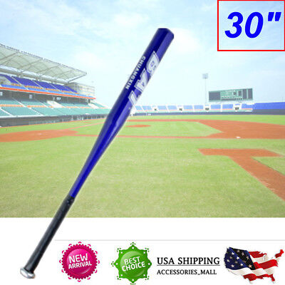"30"" inch Aluminium Alloy Sport Baseball Bat Softball Bats Self-defense"