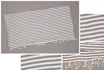 New Linum Home Textiles Diamond Weave Pestemal Beach Towel In