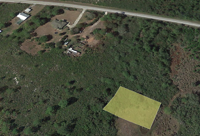 2 Hours From Miami; 1 Hour From Orlando; *** GREAT LOT TO BUILD A HOME ****