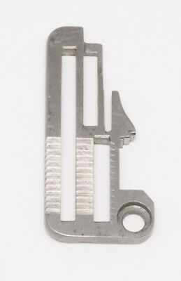 A-70-14 Needle Plate GENUINE Merrow Part