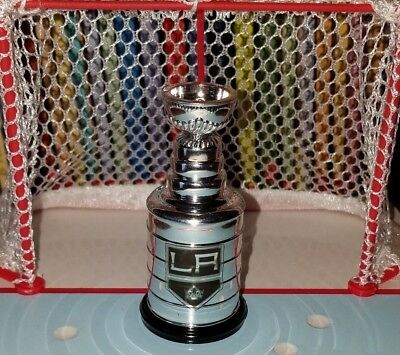 la LOS angeles kings LORD stanley CUP playoff TROPHY hockey NHL replica CHAMPS