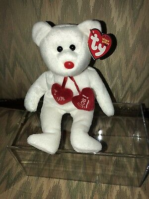 Ty Beanie Baby ~ TRULY the Bear ~ MINT with MINT TAGS ~ RETIRED