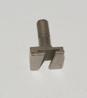 #6-67A Lower Cutter Clamp GENUINE Merrow Part