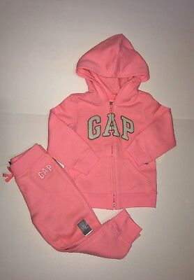 Baby & Toddler Clothing Baby Gap Red Joggers With Logo 6-12 Months