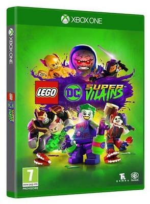 Lego Dc Super-Vilains Xbox One Warner Bros. Interactive