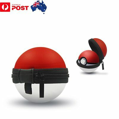 Carrying Case Cover for Nintendo Switch Poke Ball Plus Controller Eevee BM