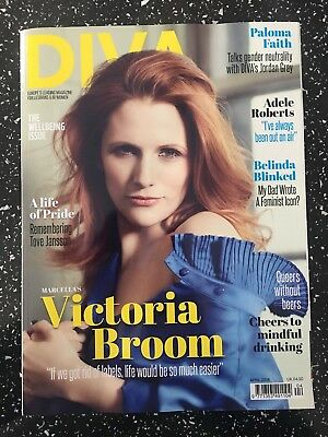 Diva Magazine April 2018 - Number 262 - The Wellbeing Issue