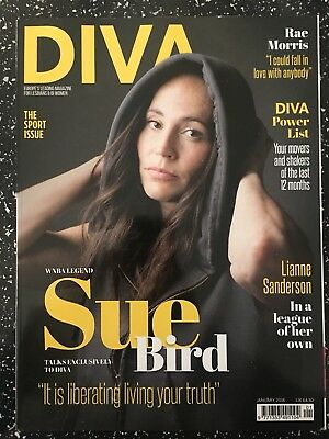 Diva Magazine January 2018 - Number 259 - The Sports Issue