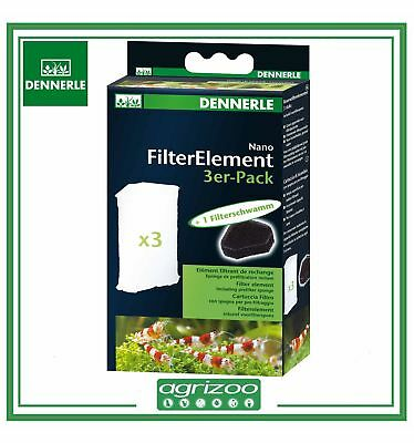 DENNERLE Nano Filter Element 3 Pack