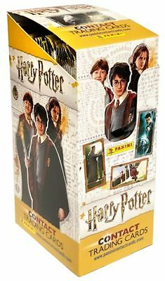 Panini: Harry Potter Contact Trading Cards, 1x Display mit 24 Tüten, top !!!