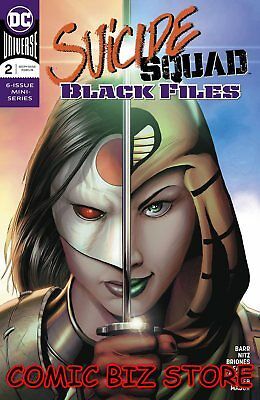 Suicide Squad Black Files #2 (Of 6) (2018) 1St Printing Dc Universe ($4.99)
